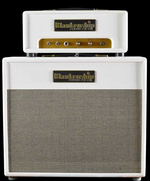 Blankenship Carry-On Head and 1x12 - White