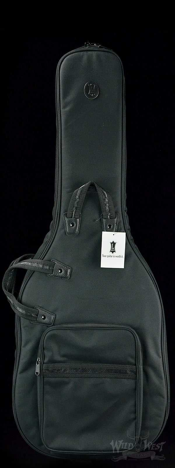 Levy's Leather Polyester Gig Bag CCG118 Black