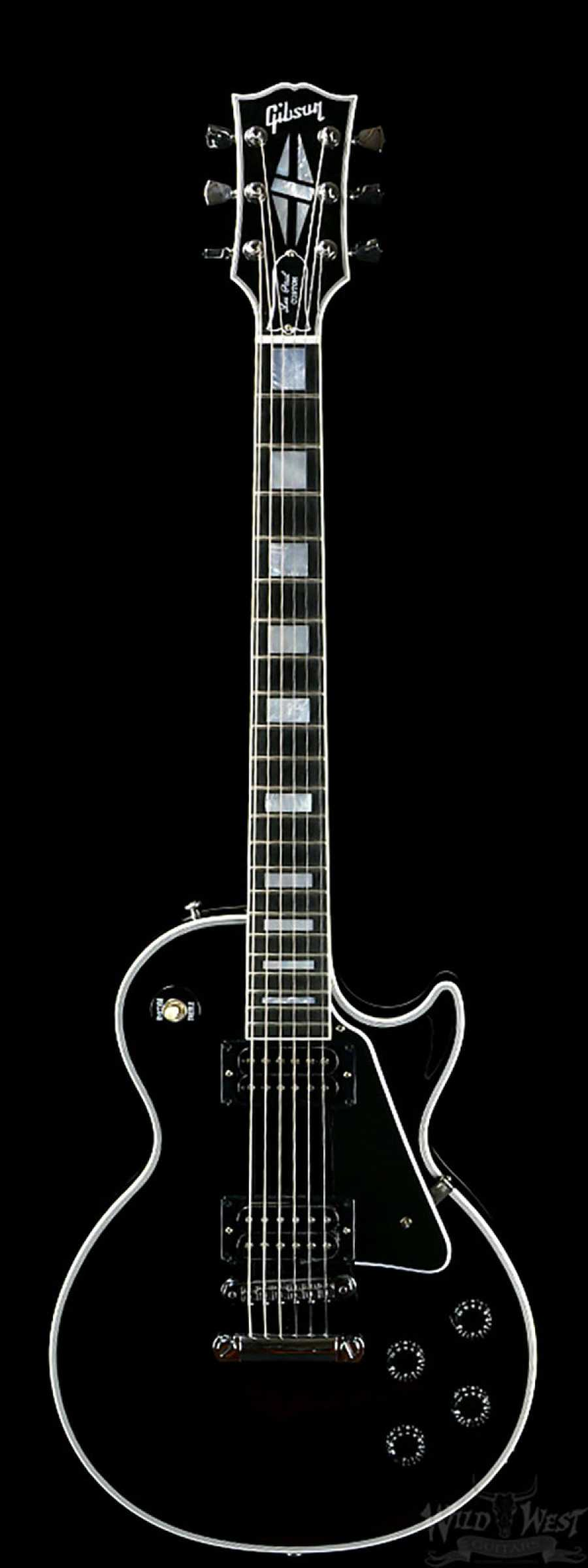 how to set up a les paul