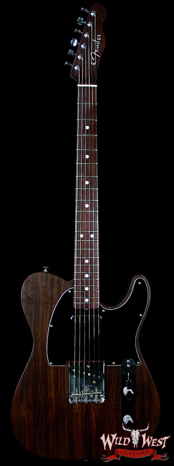 Fender Rosewood Telecaster NOS - Greg Fessler Masterbuilt