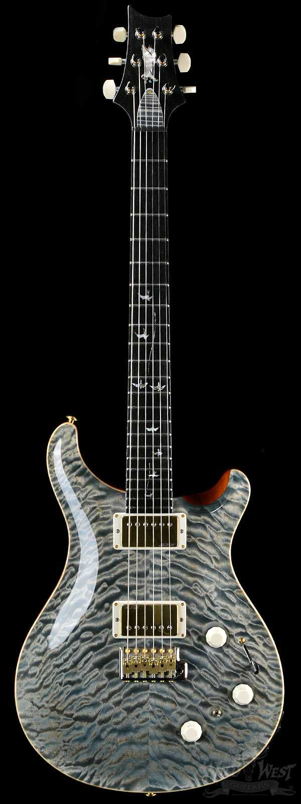 2015 PRS Paul Reed Smith P22 Private Stock 5438 Winter Grey - Preowned