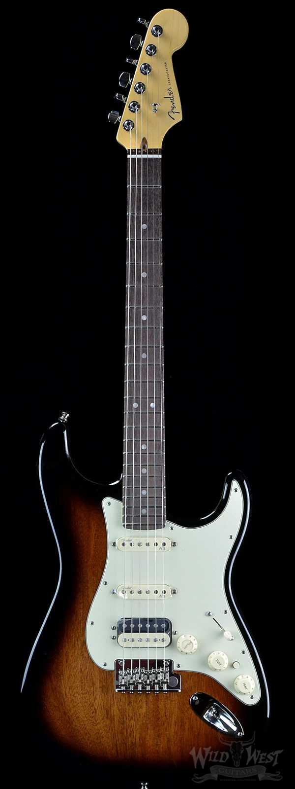 Fender 10 for '15 Limited Edition American Deluxe Mahogany HSS Stratocaster