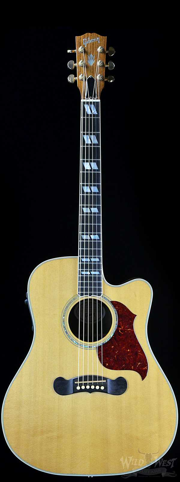 2007 Gibson The Songwriter Deluxe Studio EC SSCDANGH1 - Preowoned