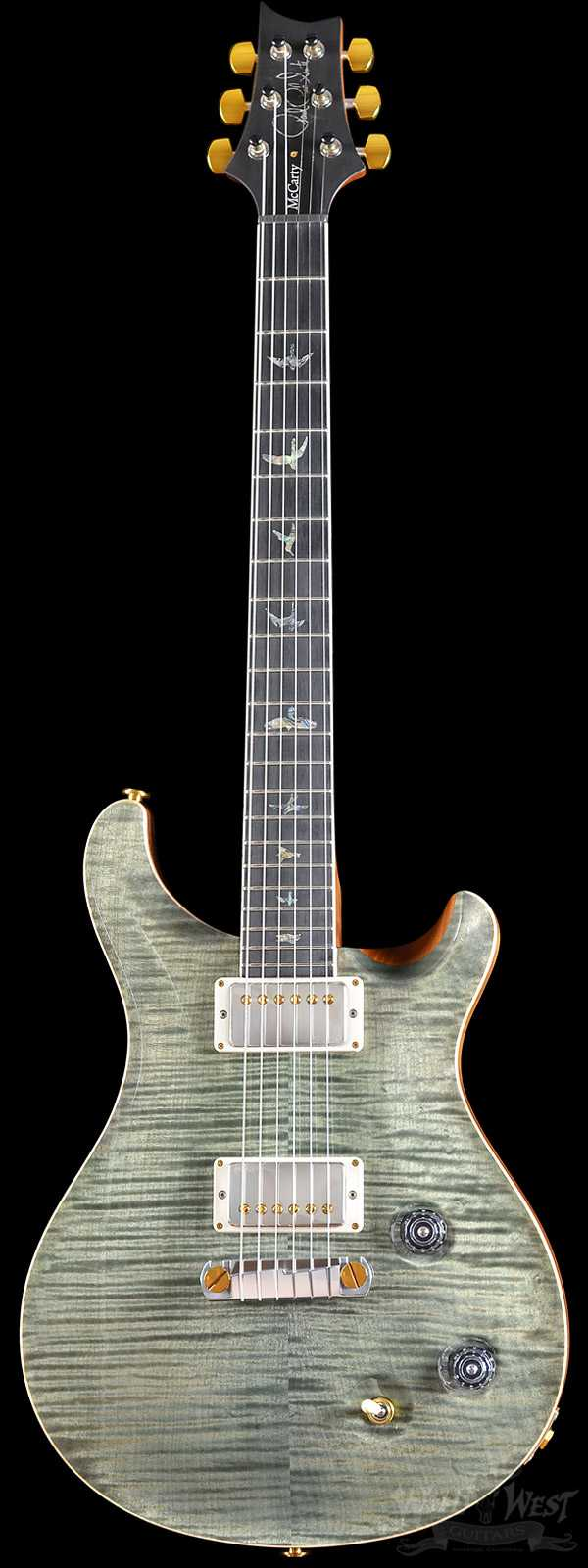 PRS Artist Package McCarty Trampas Green