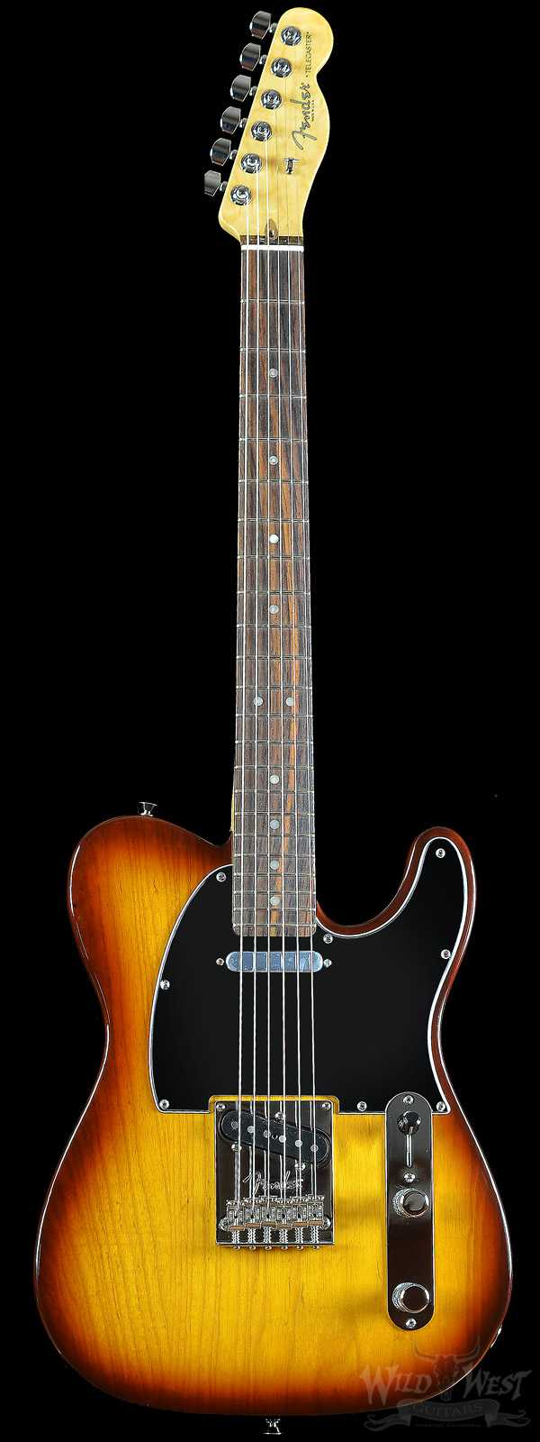 Fender Limited Edition Magnificent 7 American Standard Telecaster Cognac Burst