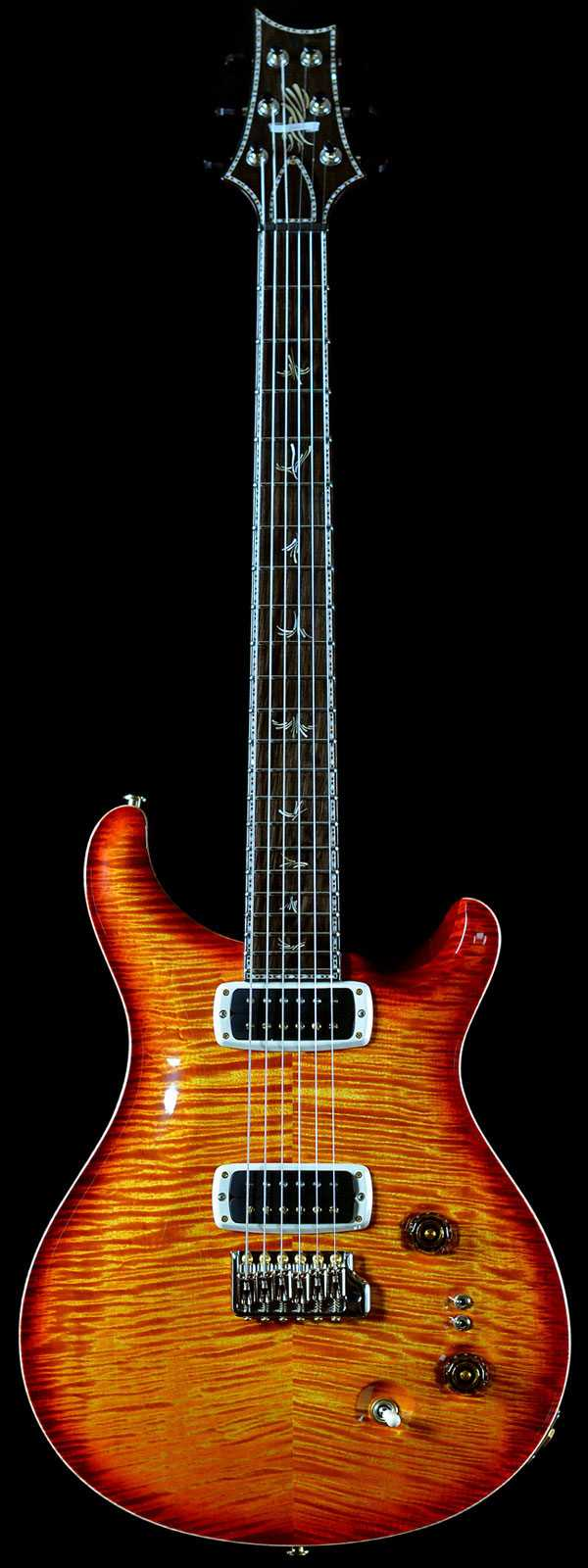 PRS Private Stock Guitar Of The Month: Powerhouse Modified Paul's Guitar. One of Ten for the World!