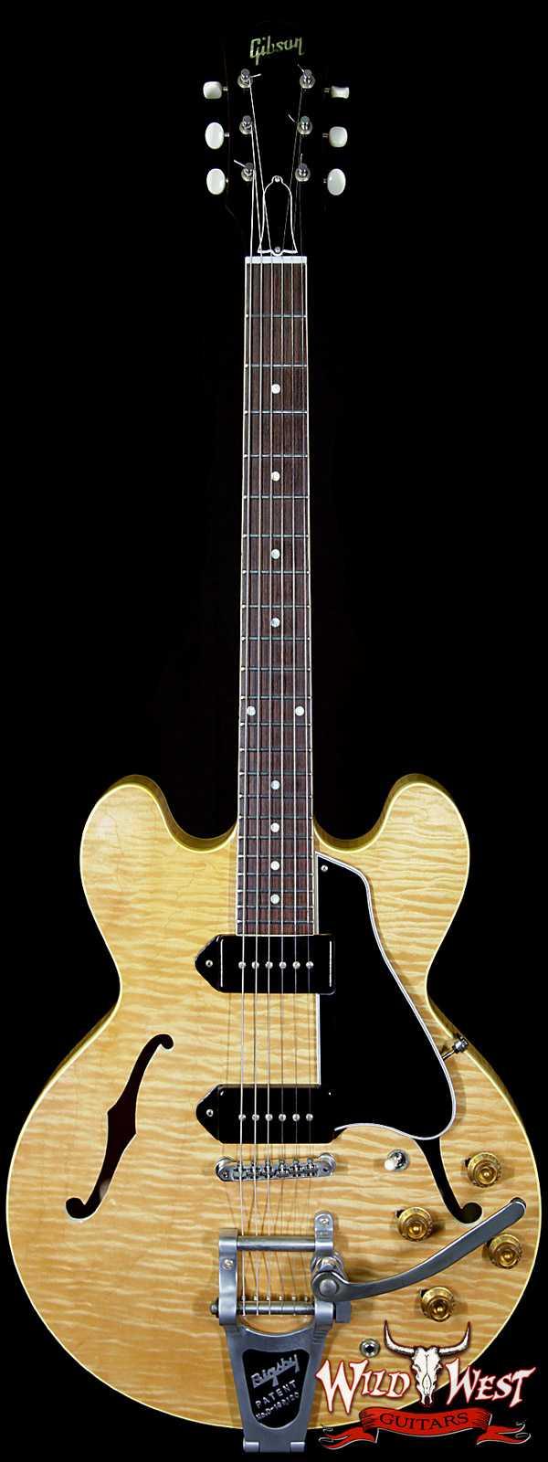 2016 Gibson Memphis 1961 ES-330 TD Figured VOS