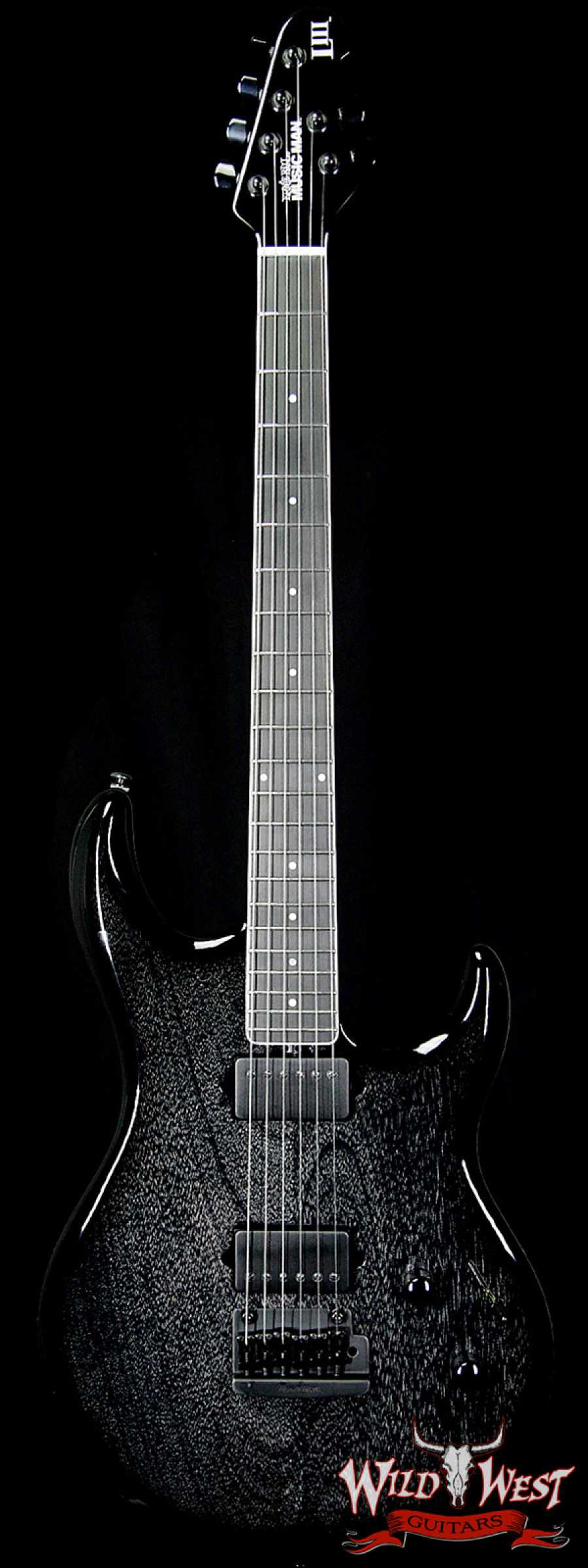 Ernie Ball Music Man Luke III BFR Tumescent 189/300 Ebony Fretboard ...