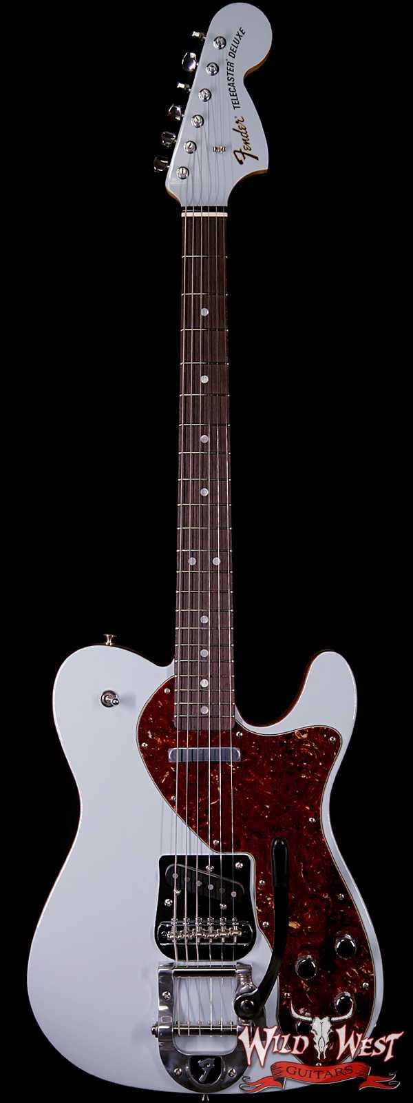 Fender Custom Shop Masterbuilt 72 Telecaster Deluxe Bigsby ...