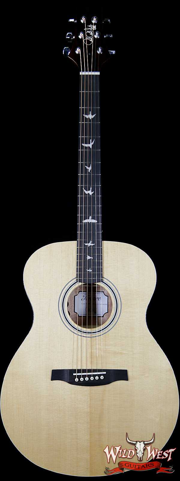 Paul Reed Smith PRS SE All-New 2018 Electric Acoustic TX20E Ebony Fretboard Natural