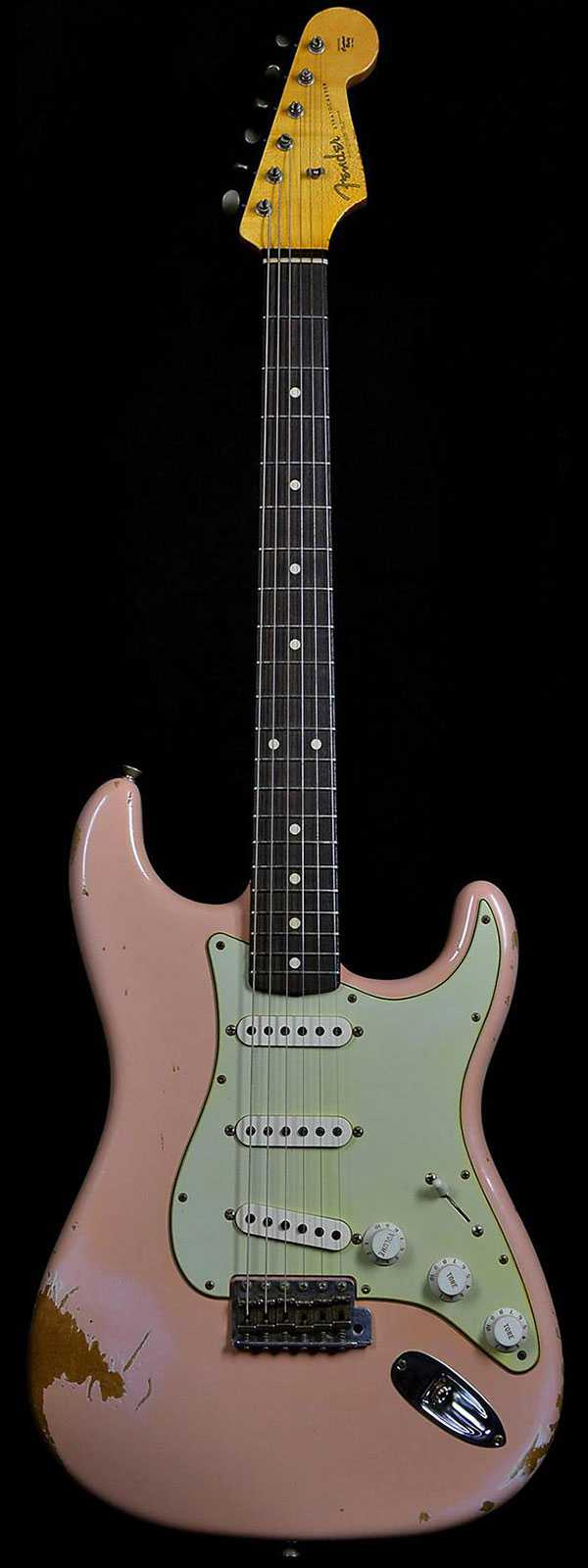 Fender Custom Shop 1962 Stratocaster Heavy Relic