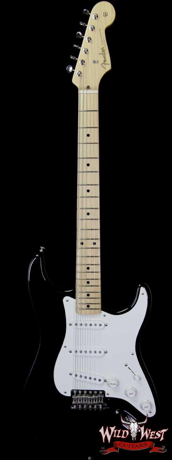 Fender USA American Vintage `56 1956 Stratocaster Maple Neck & Fretboard Black V1738678