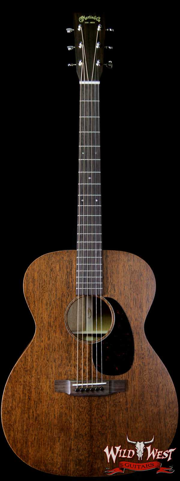 2020 Martin USA 15 Series 000-15M Acoustic Guitar Dark Mahogany