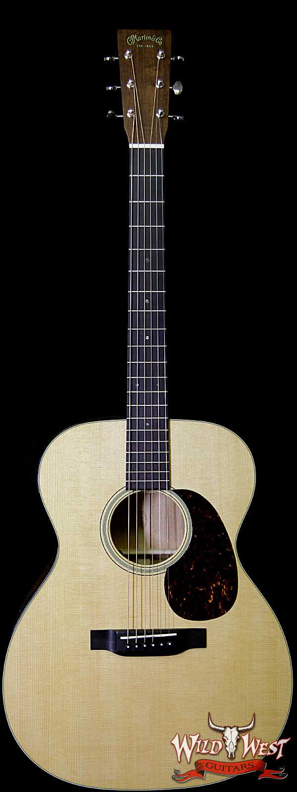 Martin Retro Series 000-18E Retro Acoustic Electic Guitar Natural