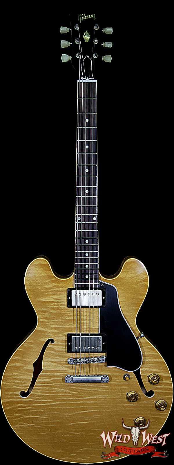 2018 Gibson 1959 ES-335 TD Mahogany Neck Rosewood Board Natural
