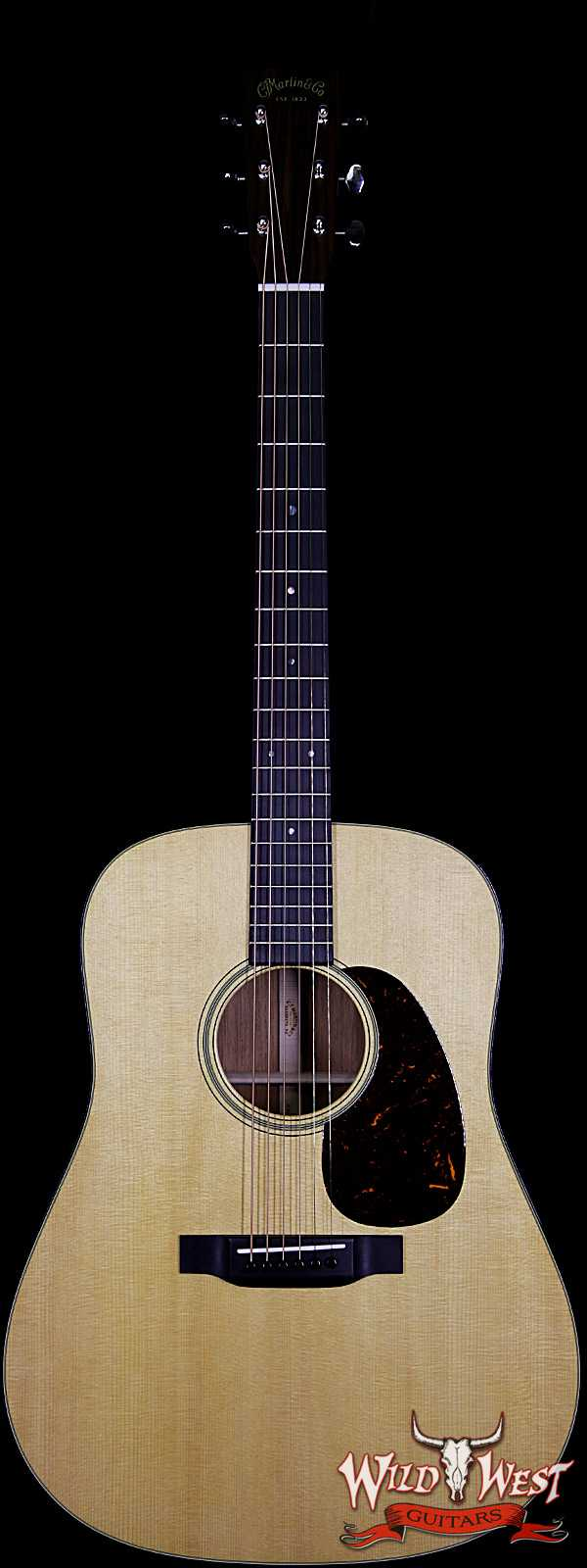 Martin USA Standard Series D-18 Dreadnought Guitar Natural