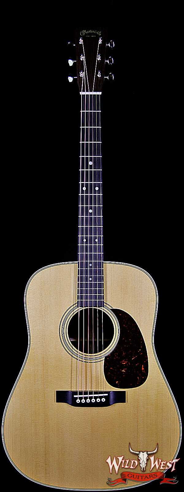 Martin USA Standard Series D-28 (2017) Natural with Case
