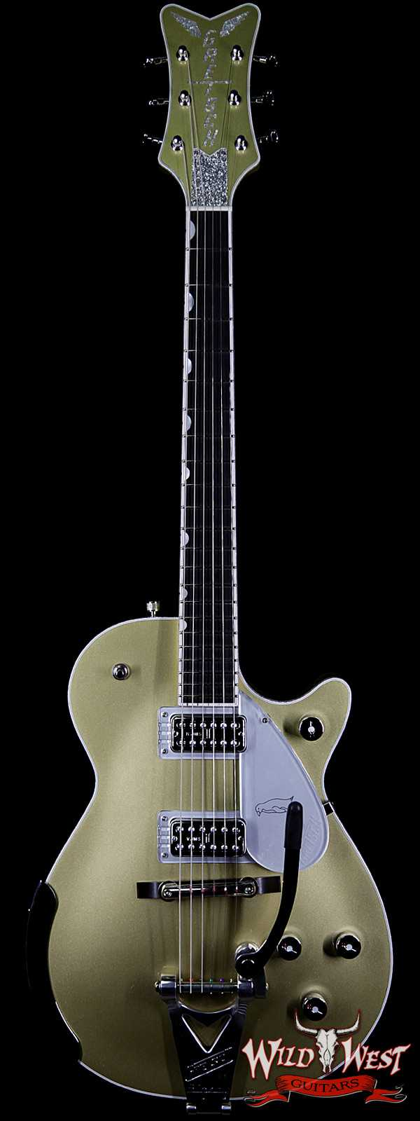 Gretsch G6134T Limited Edition Penguin with Bigsby Ebony Fingerboard Casino Gold