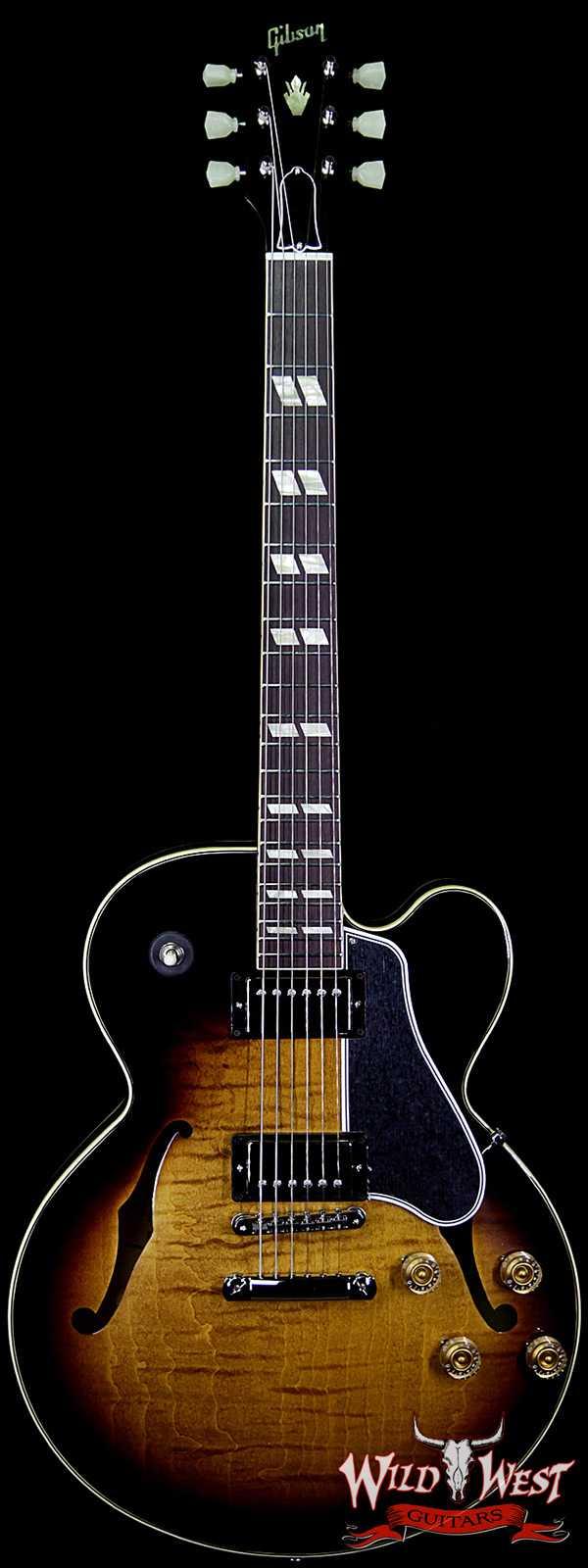 Gibson Memphis ES-275 Thinline 2019 Montreux Burst