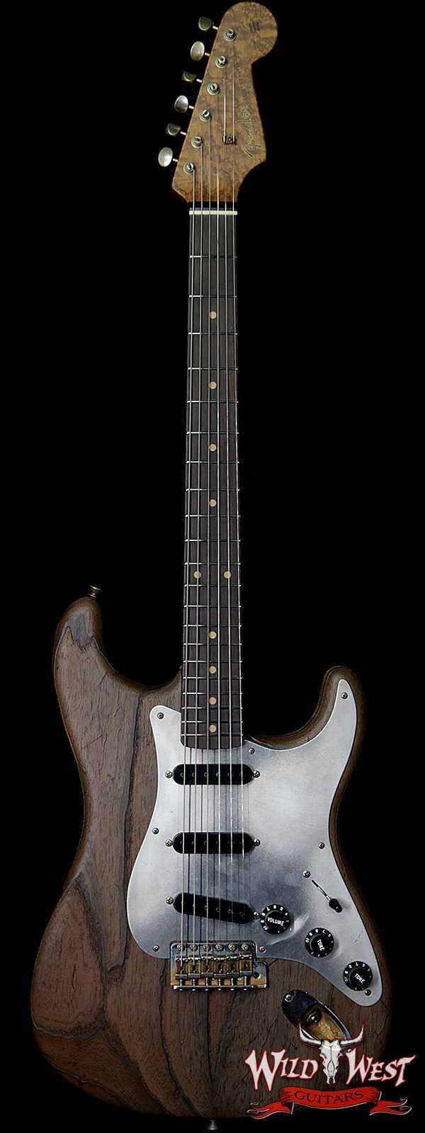 Fender Custom Shop 2019 NAMM #448 Kyle McMillin Masterbuilt Steel Stain Stratocaster Heavy Relic