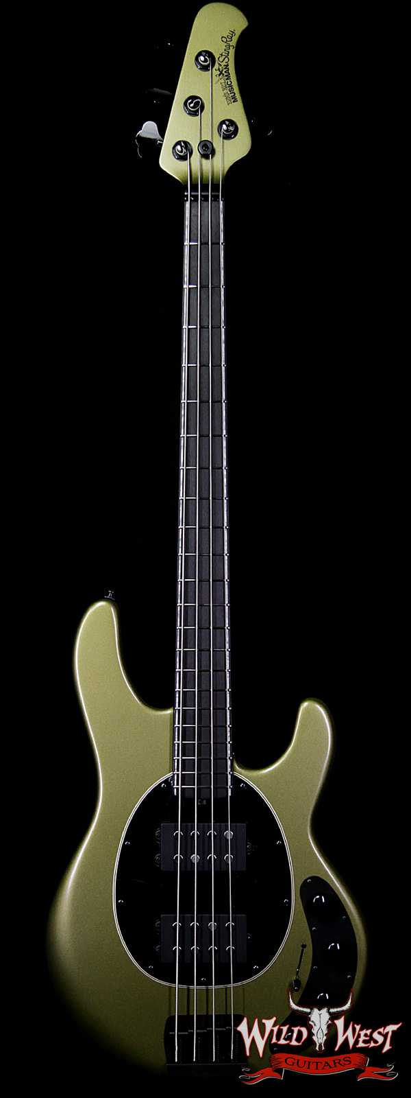 Ernie Ball Music Man BFR LTD 73 of 98 StingRay Bass Special 4 HH Dargie Delight 3