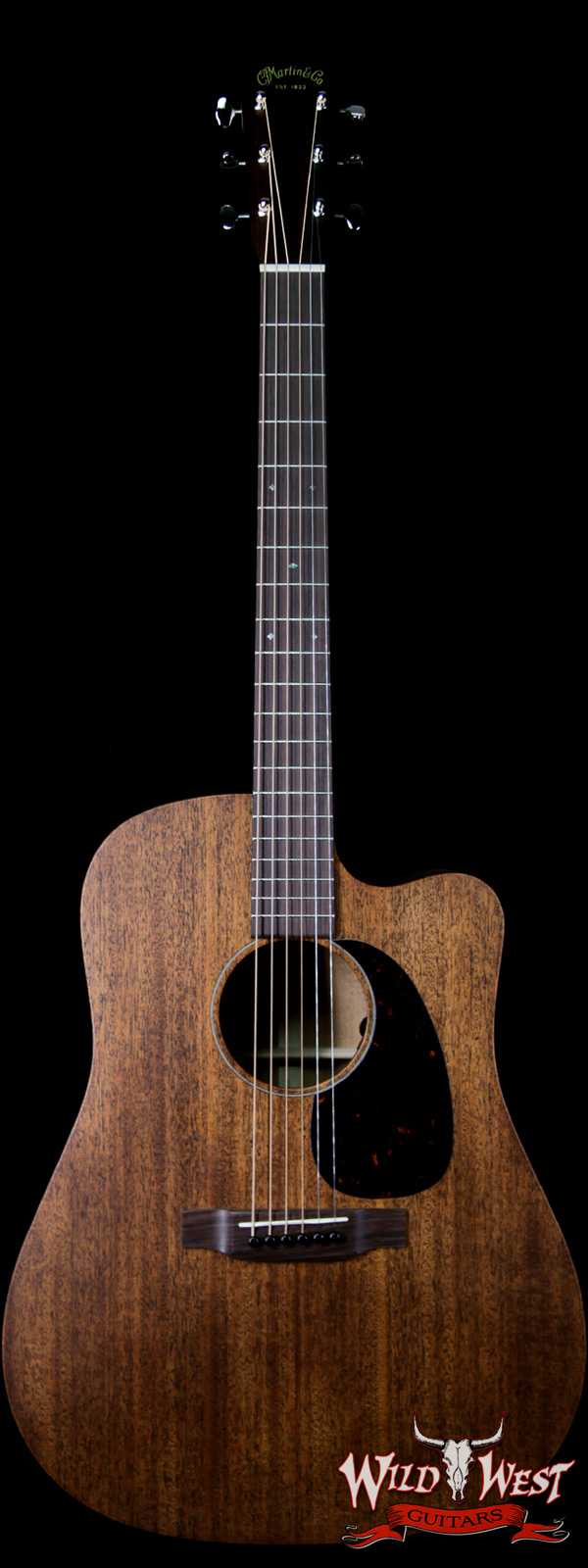 Martin USA 15 Series DC-15 ME Electric-Acoustic Guitar
