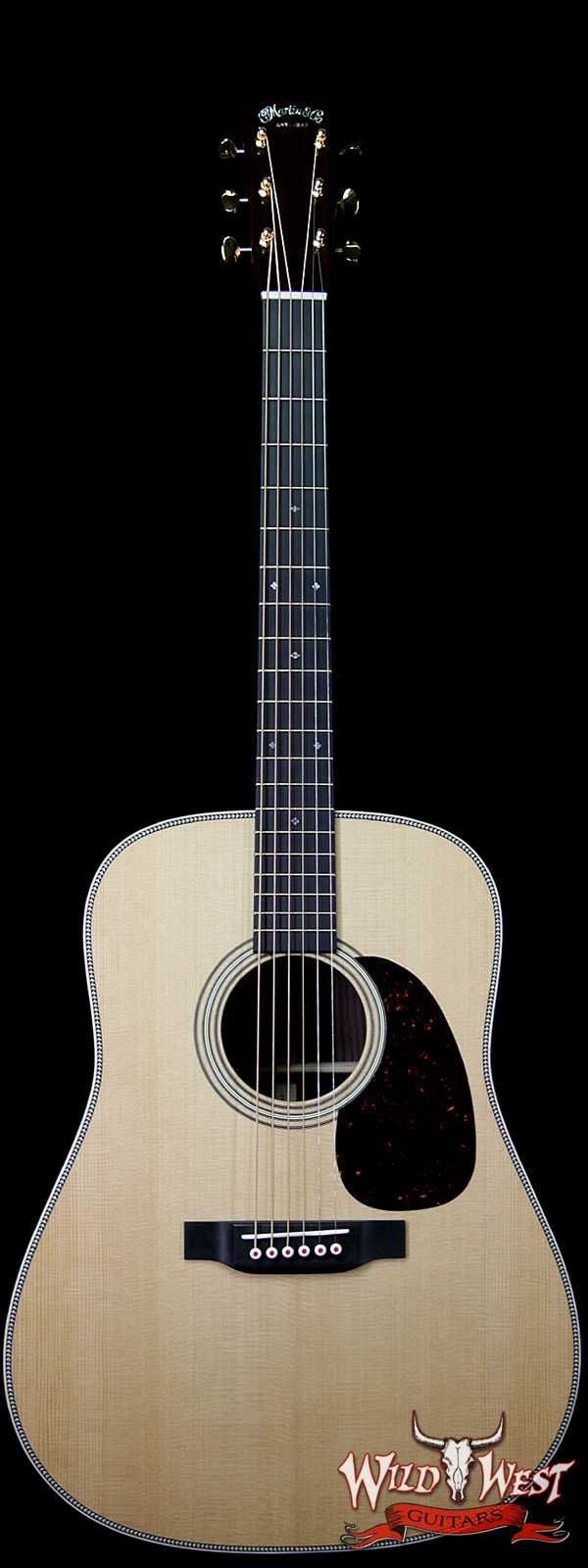 Martin USA D-28 Modern Deluxe East Indian Rosewood with Ebony Fingerboard