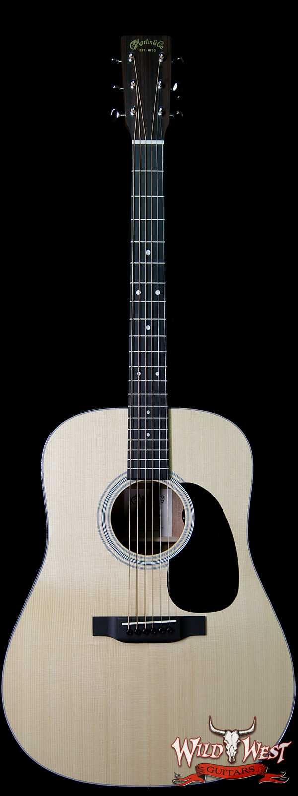 Martin Road Series D-12E Electric-Acoustic Guitar