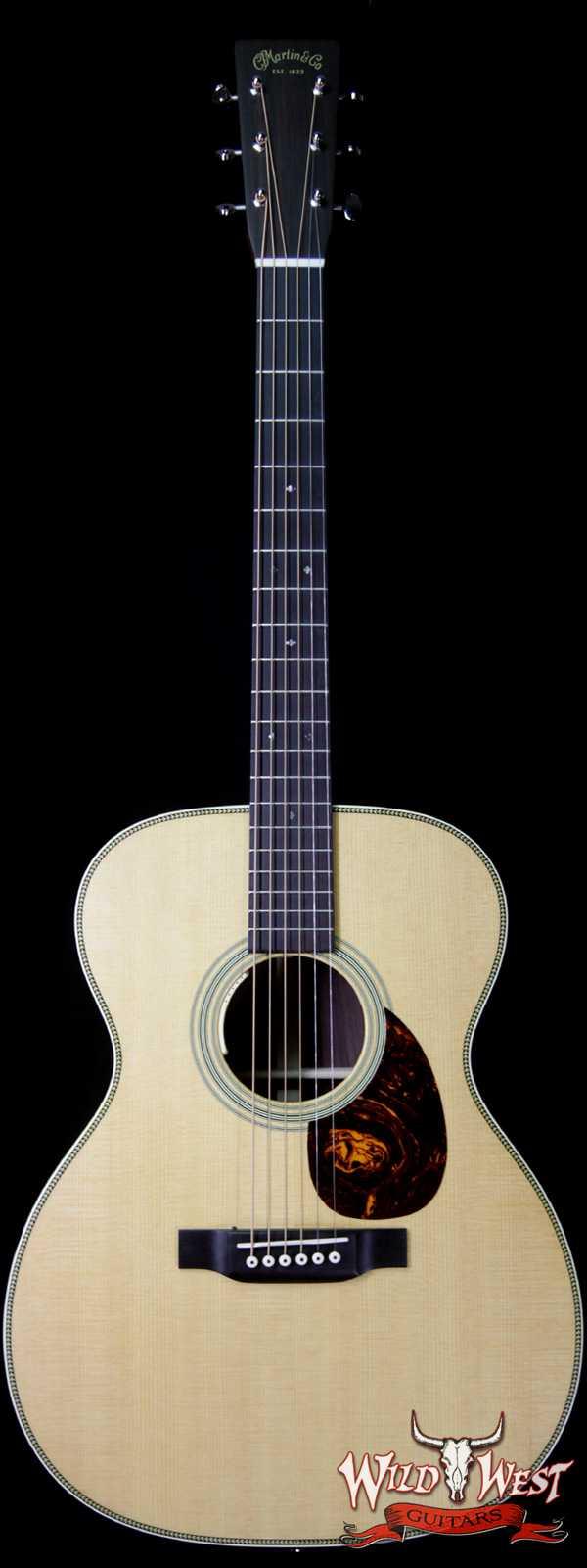 Martin Standard Series OM-28E LR Baggs Anthem Aging Toner
