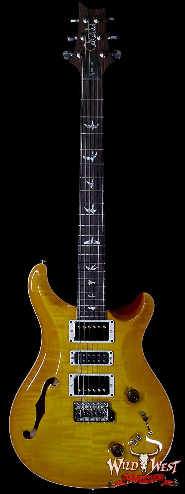 PRS Semi-Hollow Limited Edition Special 22 Rosewood Fingerboard McCarty Sunburst