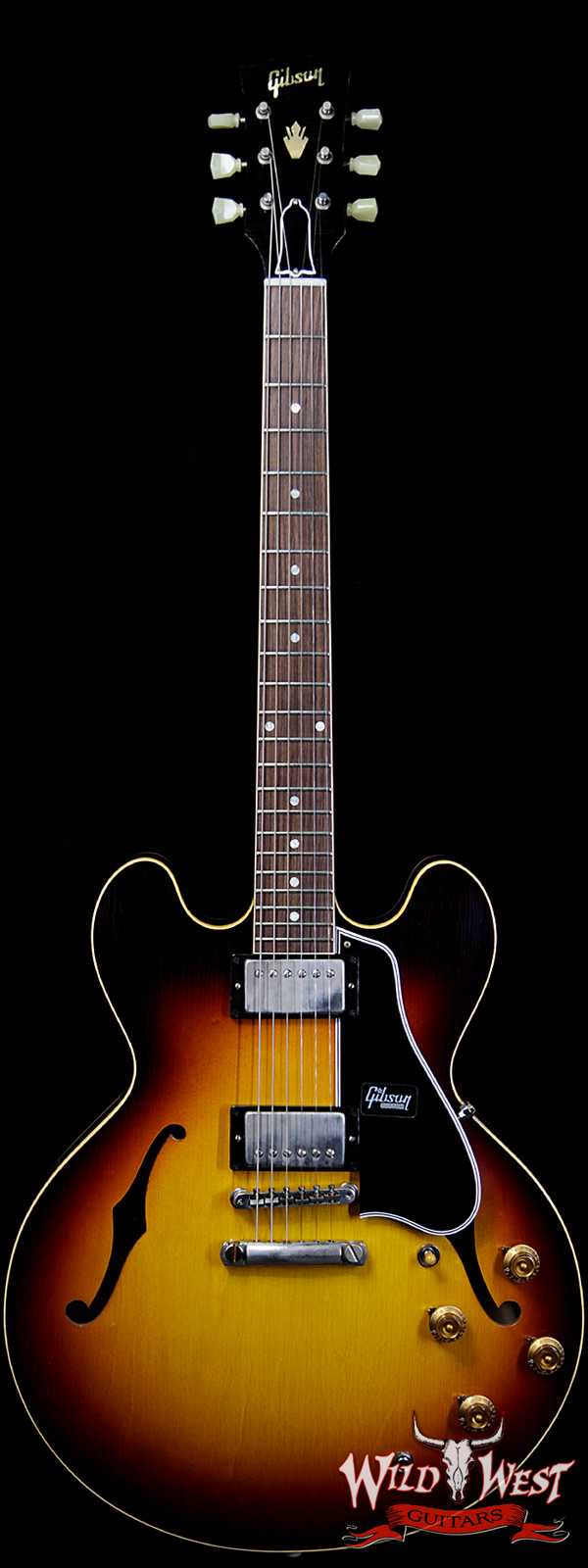 Gibson Custom Shop M2M '59 Reissue 1959 ES-335 Aged Vintage Burst