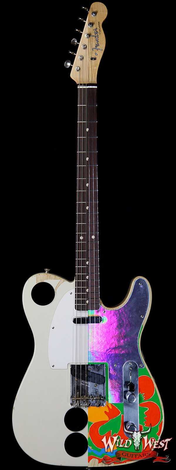 Fender Custom Shop Limited Edition Jimmy Page Telecaster Set Masterbuilt by Paul Waller