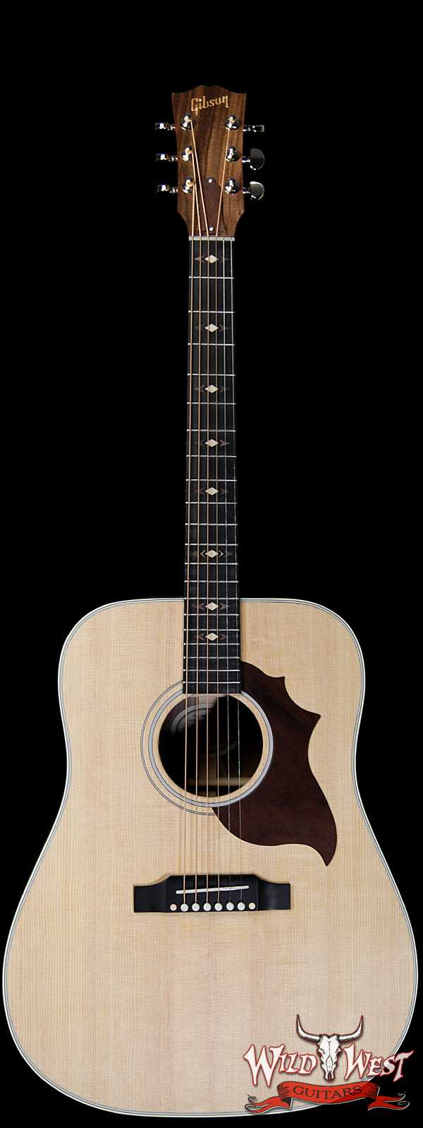 Gibson Montana Hummingbird Sustainable Antique Natural Electric-Acoustic