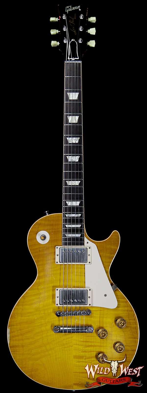 "Gibson Custom Shop Les Paul Collector's Choice #2 Aged ""Goldie"" CC #02A 9-0629 Replica"