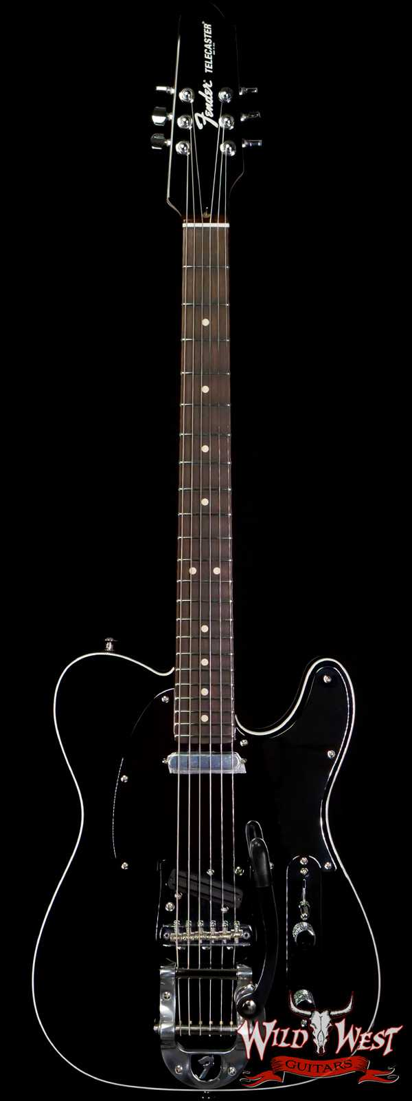 John⑤ Fender Custom Shop John 5 Signature Telecaster with Bigsby Rosewood Fretboard Black