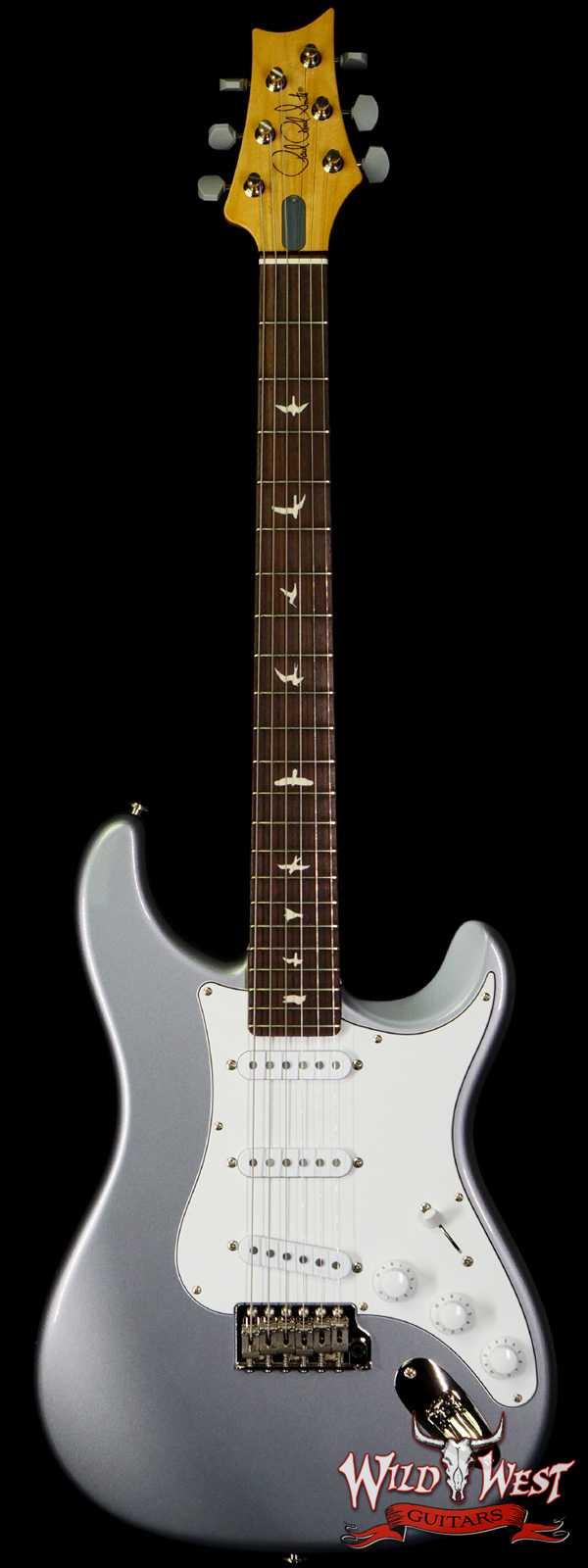 PRS John Mayer Signature Model Silver Sky Maple Neck Rosewood Fingerboard Tungsten (Silver)