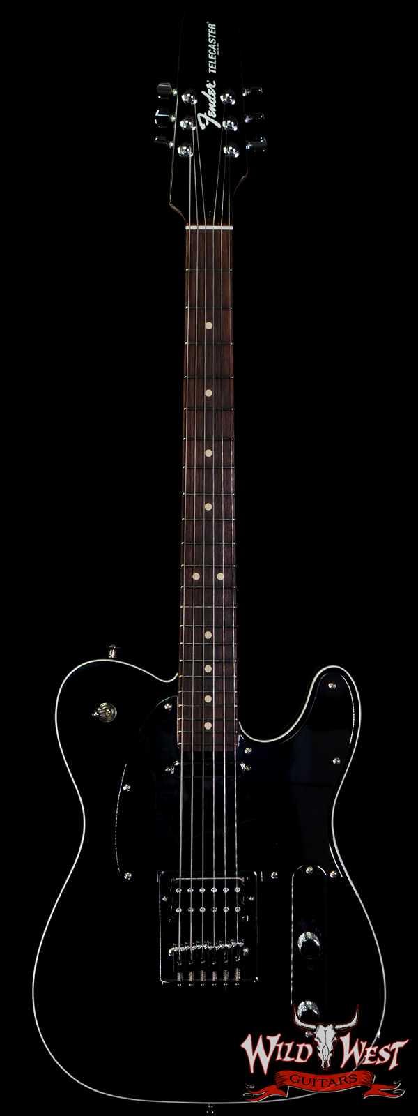 John⑤ Fender Custom Shop John 5 Signature SH Telecaster Rosewood Fretboard Black