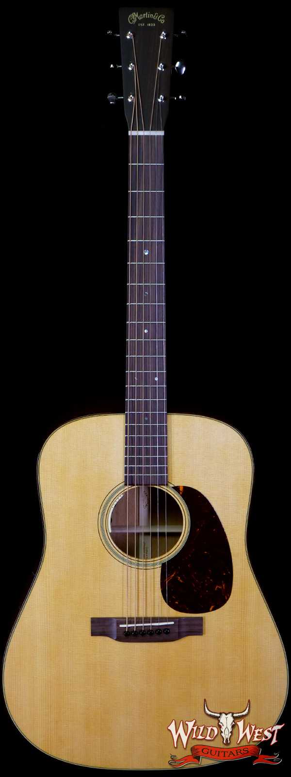 Martin USA Limited Edtion D-18E 2020 w/ Case Aging Toner Electric-Acoustic Guitar