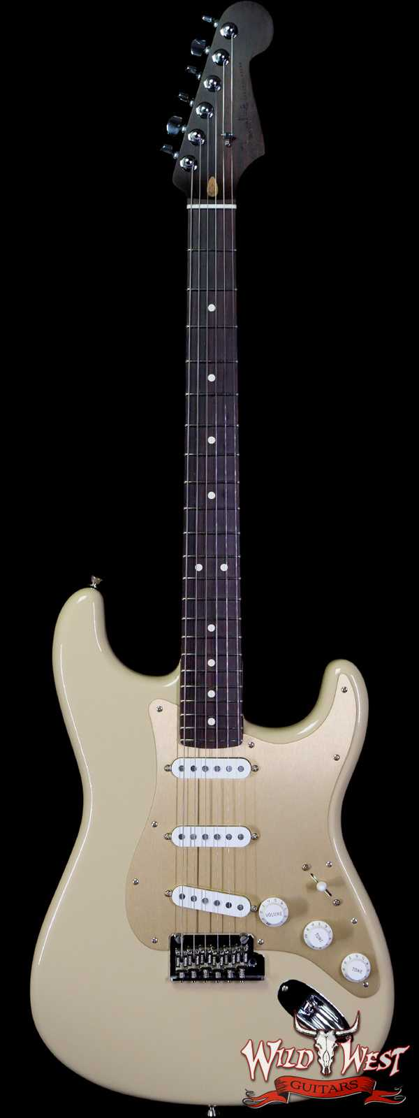 Fender USA Limited Edition American Professional Stratocaster Solid Rosewood Neck Desert Sand