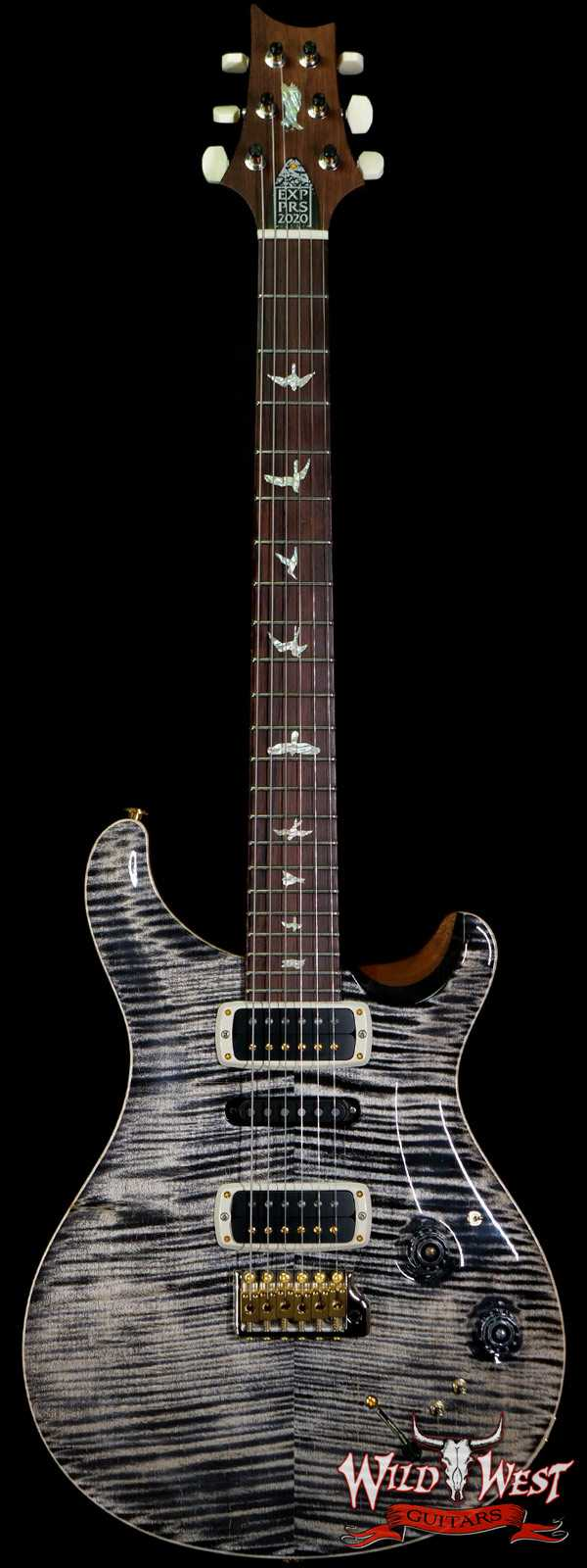 Paul Reed Smith PRS 2020 Experience Modern Eagle V Charcoal 300185