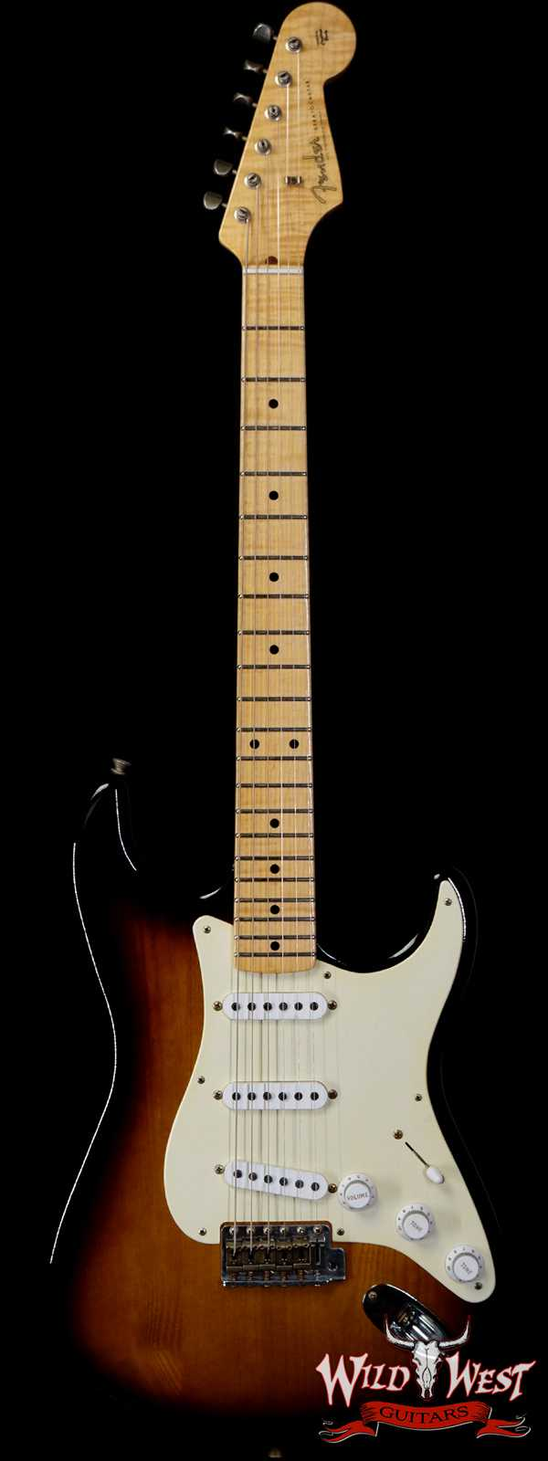 "Fender Custom Shop Carlos Lopez Masterbuilt Eric Johnson ""Virginia"" Strat Stratocaster"