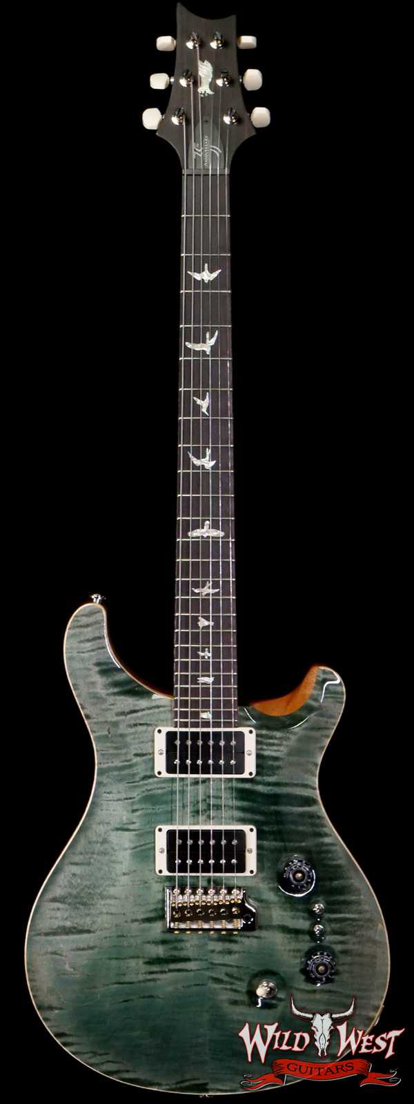 Paul Reed Smith PRS Core 35th Anniversary Custom 24 Trampas Green