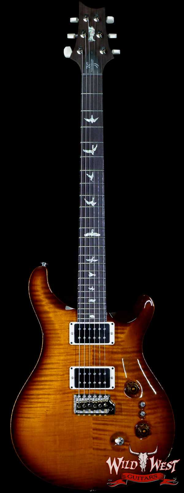 Paul Reed Smith PRS Core 35th Anniversary Custom 24 Tobacco Burst