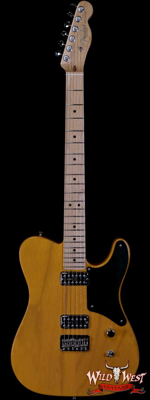 Fender USA Limited Edition Cabronita Telecaster Maple Neck TV Jones Classic Butterscotch Blonde LE09885