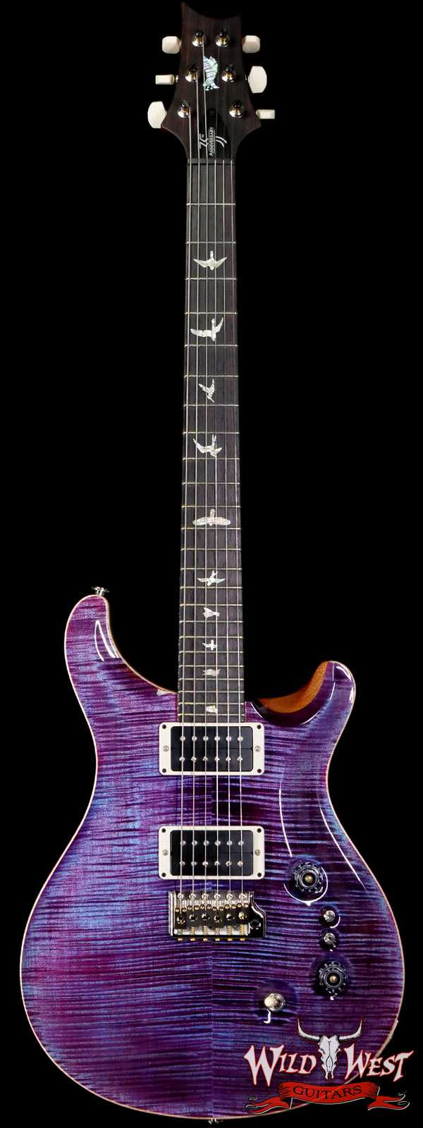Paul Reed Smith PRS Core 35th Anniversary Custom 24 Violet