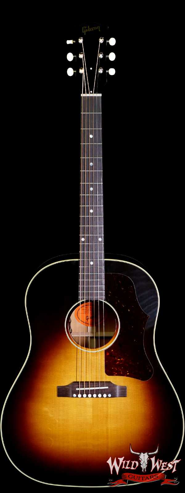 Gibson 50s J-45 Original Vintage Sunburst Electric-Acoustic