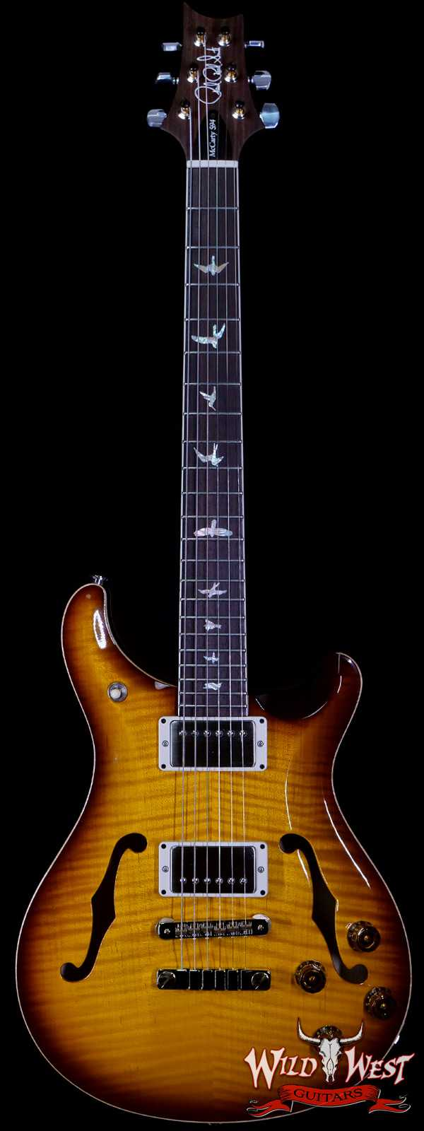 Paul Reed Smith PRS Core McCarty 594 Hollowbody II HB2 McCarty Sunburst