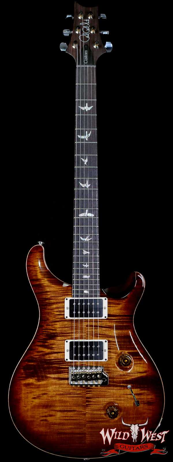 Paul Reed Smith PRS Core Custom 24 East Indian Rosewood Fingerboard Copperhead