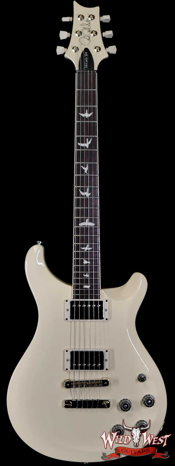 Paul Reed Smith PRS S2 McCarty 594 Thinline Antique White