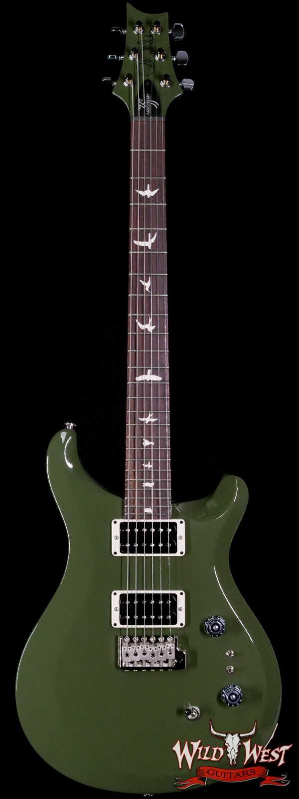 Paul Reed Smith PRS 35th Anniversary S2 Custom 24 Sweet Olive